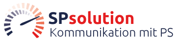 SP Solution – Kommunikation mit PS