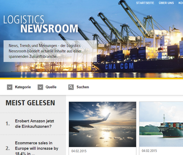 DHL Newsroom_SPsolution