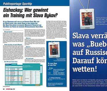PubliReportage_Sporttip_Print_Agentur am Wasser